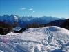 Le Dolomiti d\'Oltrepiave dai Tabià de Soracrepa a Pian dei Buoi