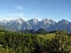 Le Dolomiti d\'Auronzo dal Paterno alla Croda da Campo dai colli di Pian dei Buoi