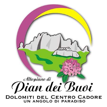 logo per Altopiano di Pian dei Buoi - Lozzo di Cadore