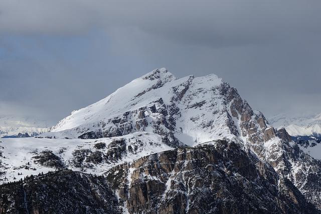 Picco di Vallandro da Monte Piana