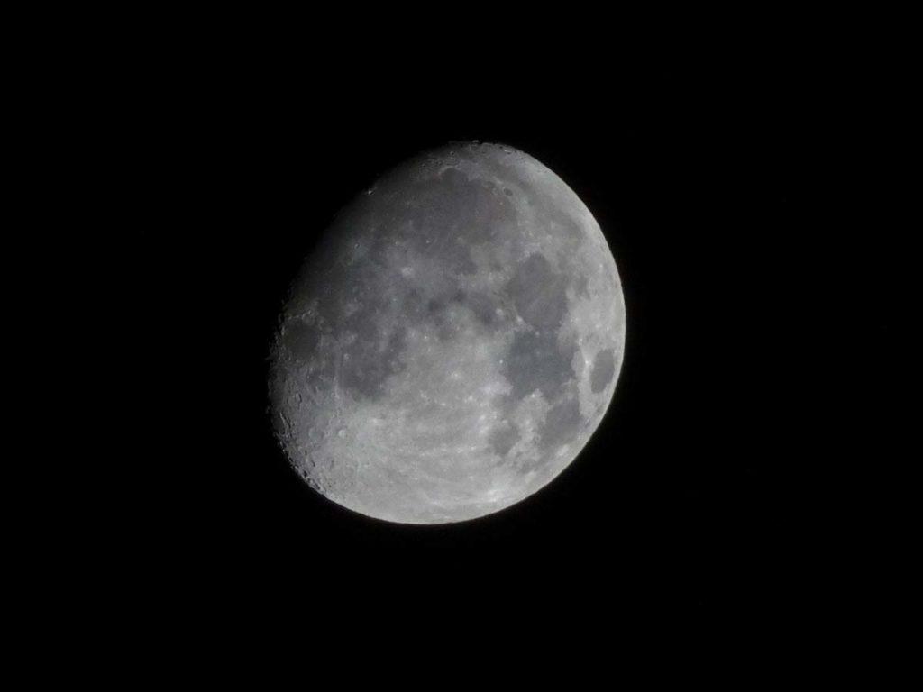 luna, 12 ottobre 2016