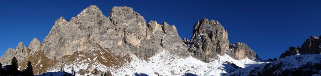 Cime Cadin dei Tocci (NO e SE), Castelletto dei Tocci, Torre Wundt, Cima Cadin del Rifugio