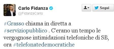 #telefonatedemocratiche